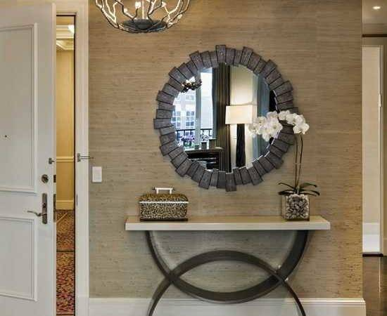 Foyer Table Decor Pinterest