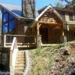 Frame Cabin Plan Boulder Mountain