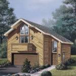 Frame Home Plans Garage
