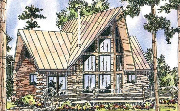 Frame House Plans Chinook Associated Designs