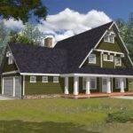 Frame House Plans Cottage