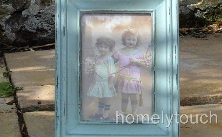 Frame Multi Collage Frames Shabby Chic Heart