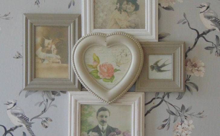Frame Photograph Collage Shabby Vintage Chic Gift Home Ebay