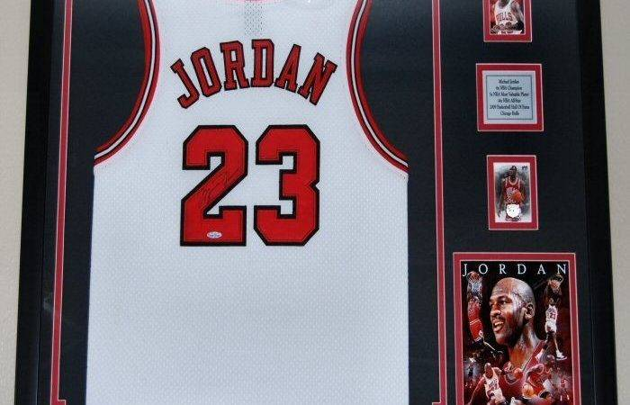 Frame Your Jersey Framed Jerseys Framing Nba Ebay