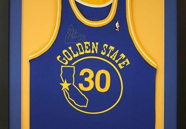 Framed Basketball Jerseys Pinterest High School
