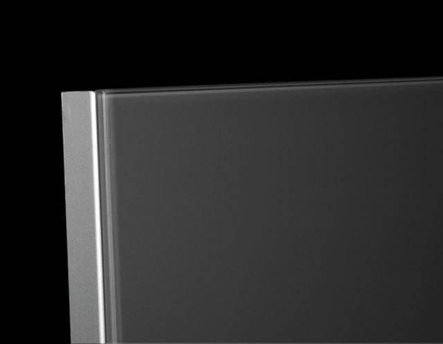 Frameless Glass Cabinet Doors Kitchen Aluminum