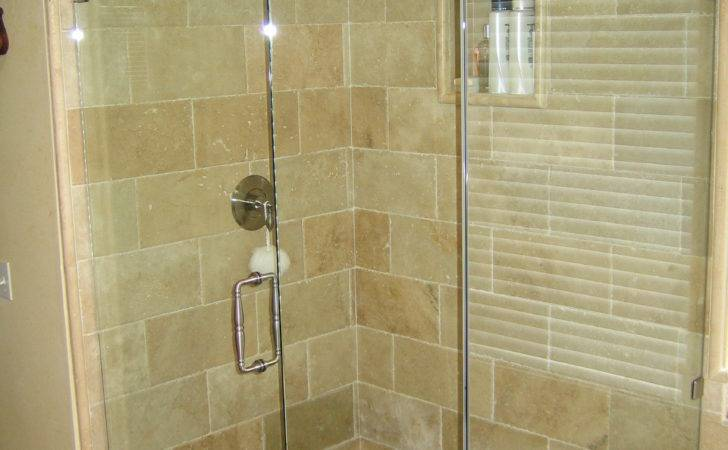 Frameless Shower Door Pin Pinterest