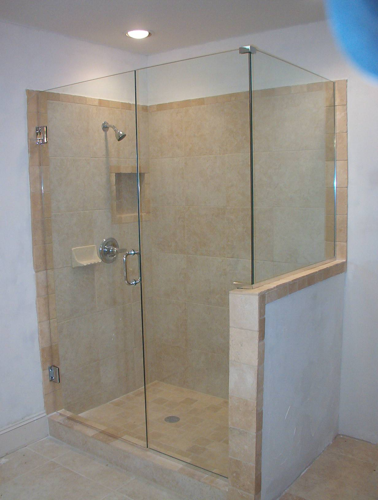Frameless Shower Glass Doors Enclosure Todays Bathroom
