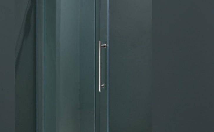 Frameless Sliding Glass Shower Door