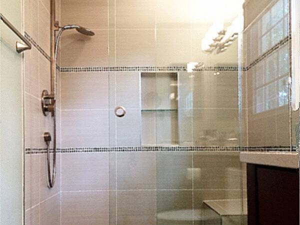 Frameless Sliding Shower Doors Enclosures