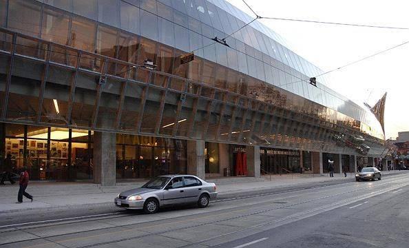 Frank Gehry Rodzinnym Toronto