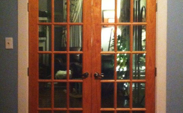 French Country Double Doors Interior Exterior