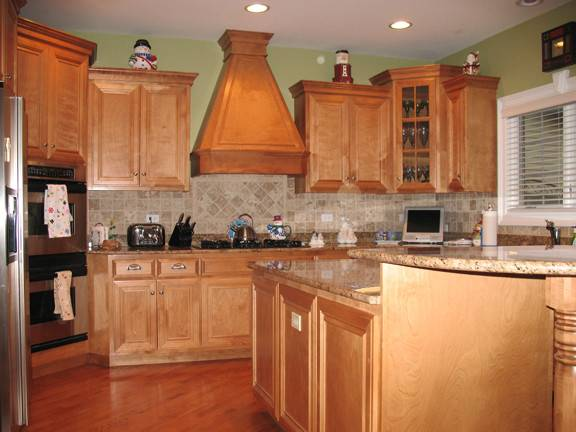 French Country Kitchens Tuscan Antique Kitchen Cabinets
