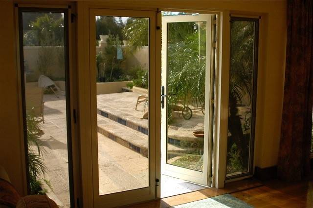 French Doors High End Impact Windows