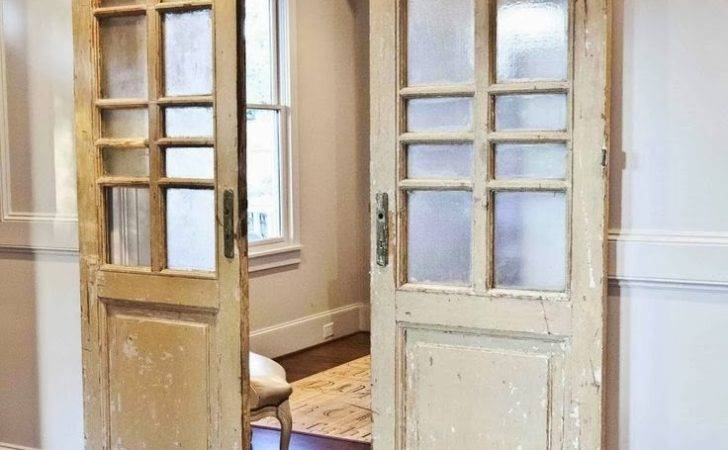 French Doors Insect Screen Also Farmhouse Exterior Ideas