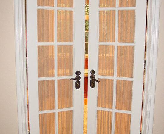 French Doors Storage Closets Design Ideas Remodel