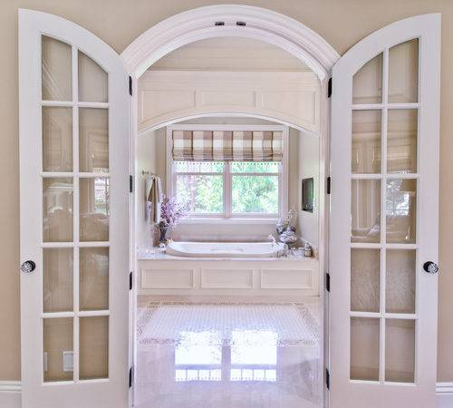 French Doors Your Home Not Have Space Think