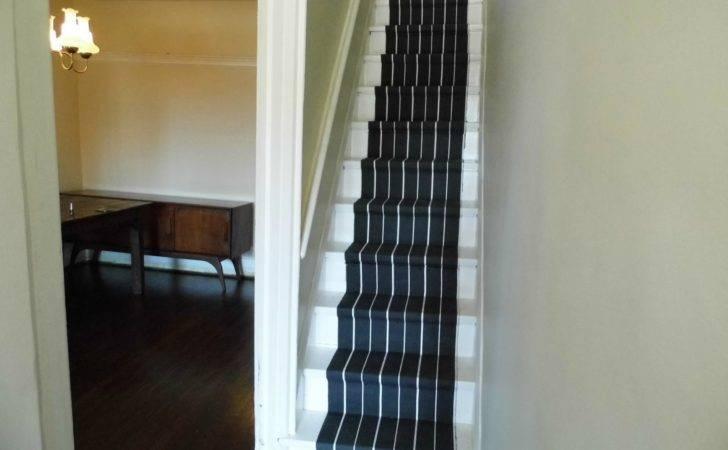 Fresh Coat Paint Diy Stair Runners Barkley