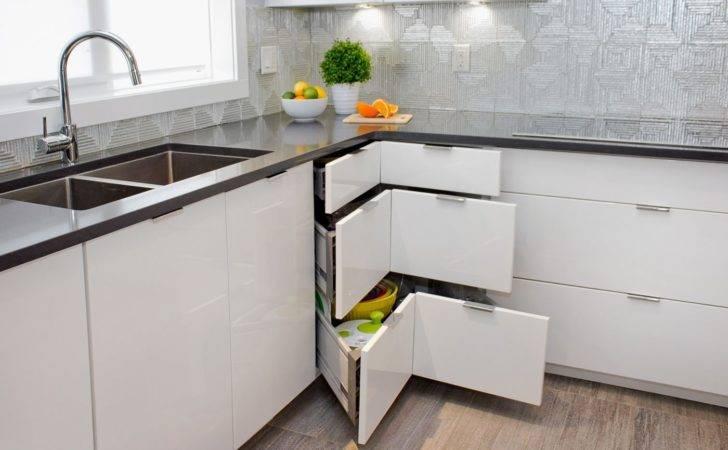 Fresh Kitchen Cabinet Lazy Susan Alternatives