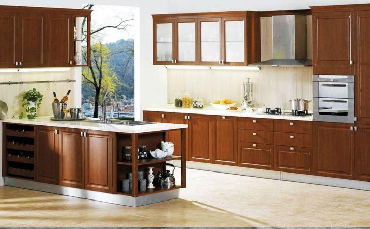 Fresh Kitchen Modular Cabinets Greenvirals Style