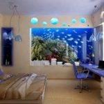 Fresh Water Aquarium Designs Bedrooms