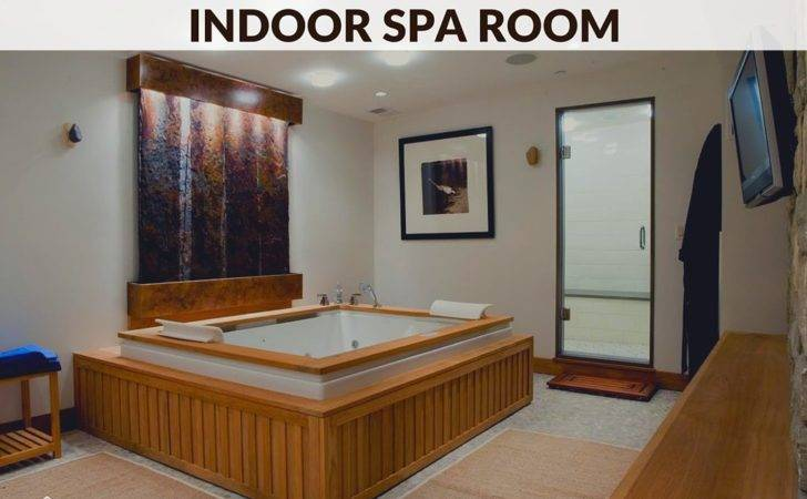 Friday Fabulous Home Feature Indoor Spa Room Sandy Spring Builders