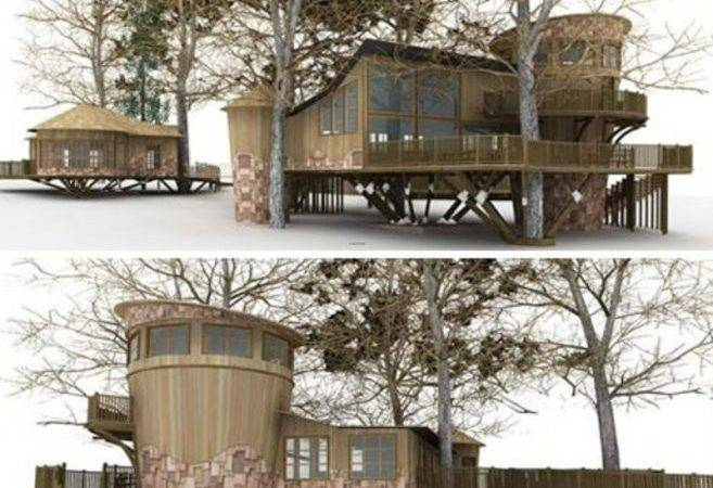 Friendly Tree House Designs Design Plan Ideas Home