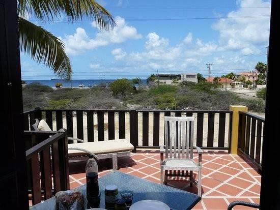 Front Gate Ocean Villas Bonaire Kralendijk
