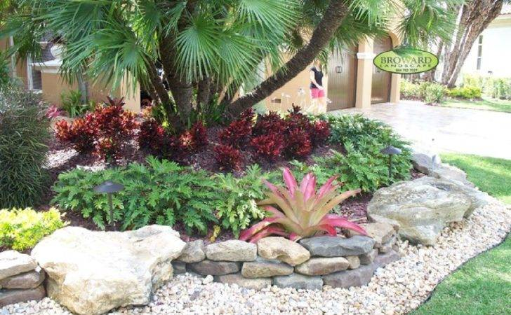 Front Yard Landscape Design Ideas Florida Back Landscaping