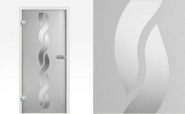 Frosted Glass Design Patterns Texture