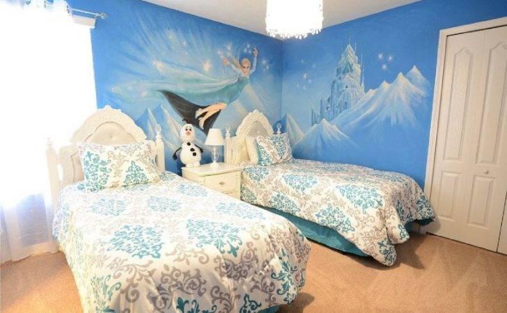 Frozen Bedroom Ideas Would Improve Amazing