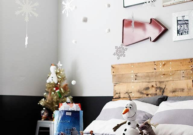 Frozen Bedroom Surprise All Boys