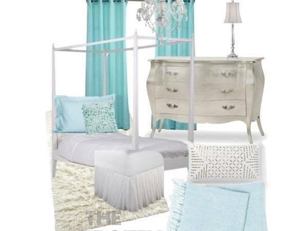 Frozen Inspired Bedroom Polyvore