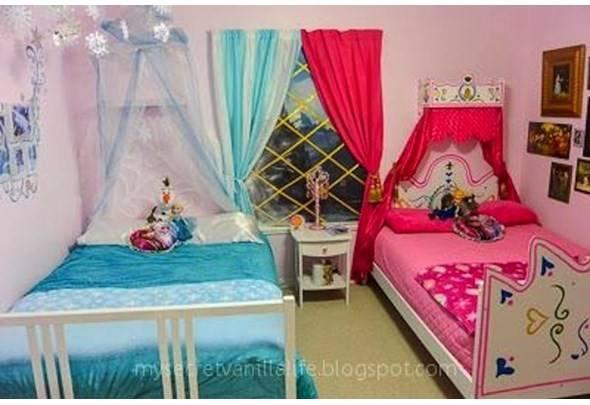 Frozen Themed Princess Bedrooms Photos Hgtv Canada