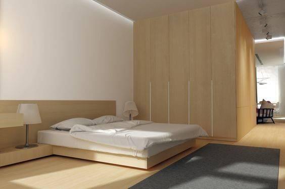 Fully Fitted Look Ensues Bedroom Platform Bedstead