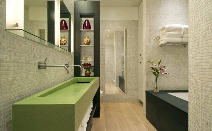 Functional Loft Design Long Narrow Building Comfortable