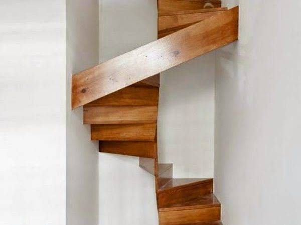 Functional Space Saving Stairs Designs Ideas