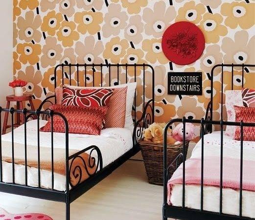 Funky Walls Bedroom Teenage