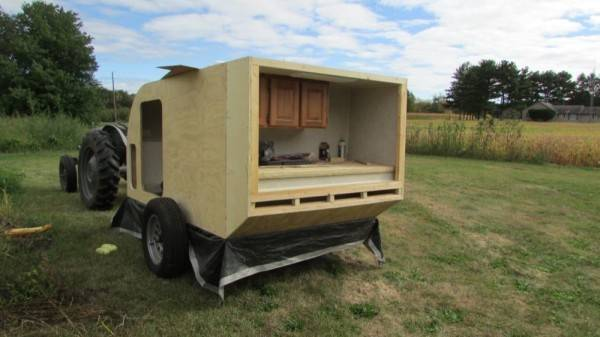 Funnies Diy Camping Trailer Plans