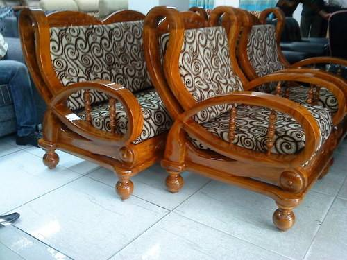 Furniture Aman Wooden Sofa Sets Send Sms Inquiry