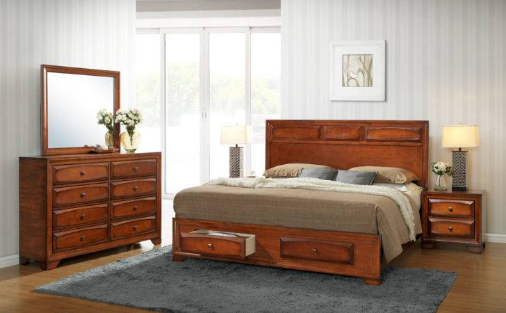 Furniture Bedroom Queen Sets Roundhill