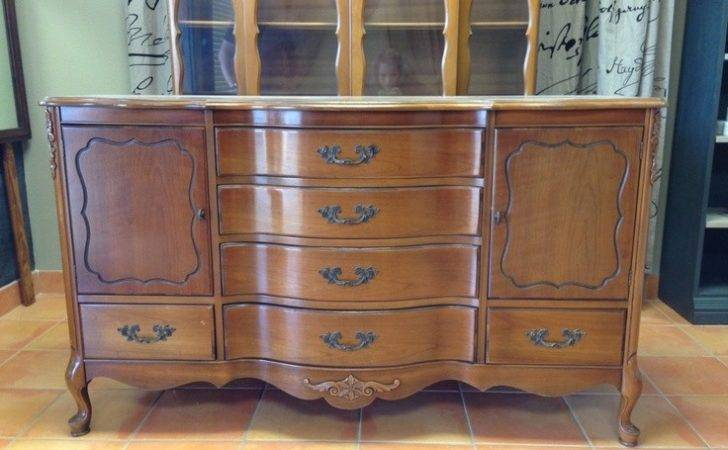 Furniture Buffet Server Color Choice French Custom Painted