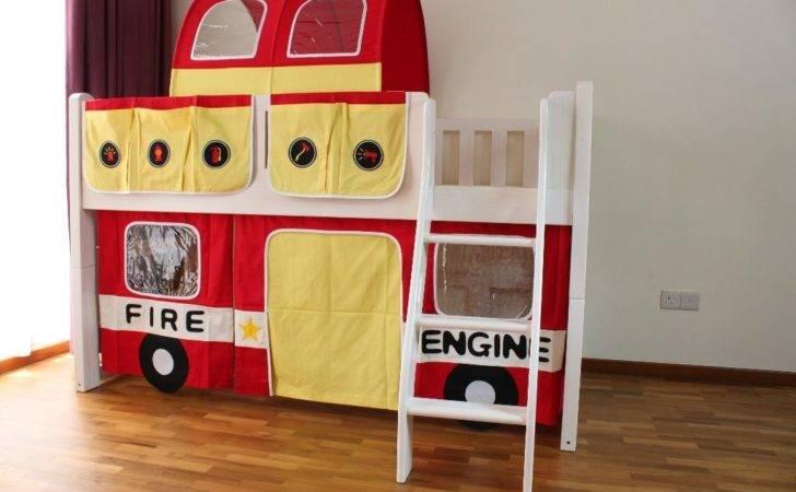 Furniture Bunk Bed Loft Modular Singapore