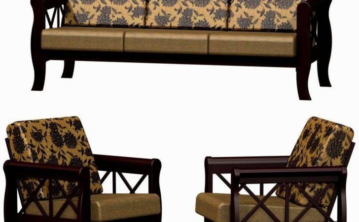 Furniture Design Sofa Set Credit Wood