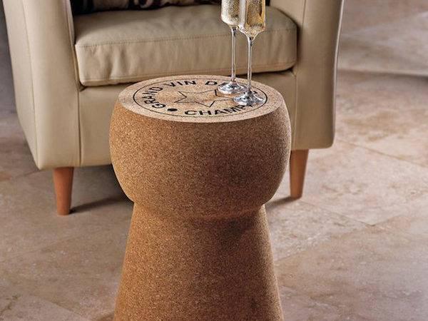 Furniture Design Unique Champagne Cork Vuing