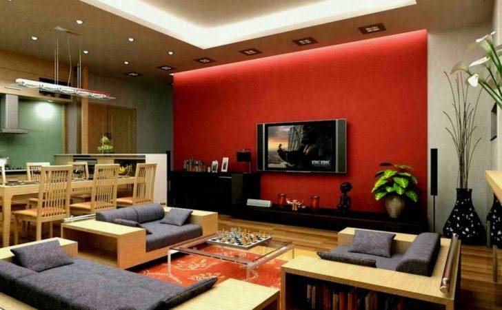 Furniture Exciting Modern Room Decorating Ideas