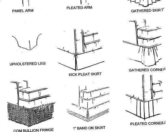 Furniture Facts Shapes Props