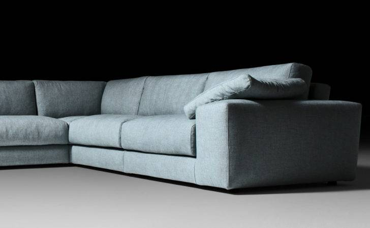 Furniture Luxury Sofas Italian Designer Linen Modular Corner Sofa