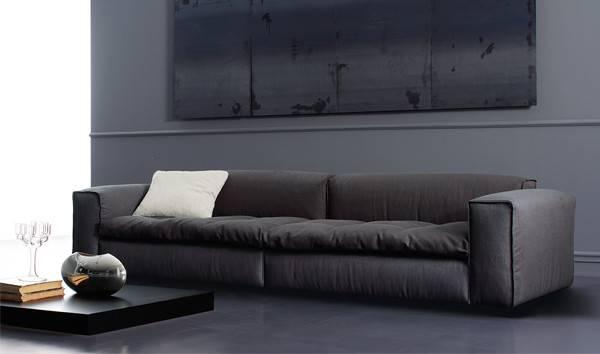 Furniture Modern Italian Leather Sofas Designs