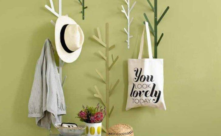 Furniture Nature Inspired Design Featured Wall Tree Branch